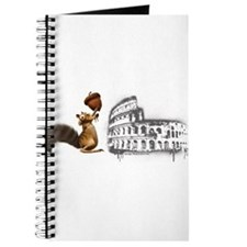 Ice Age Scrat Colosseum Journal