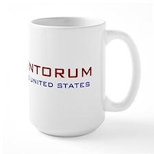 Rick Santorum for President USA Mug