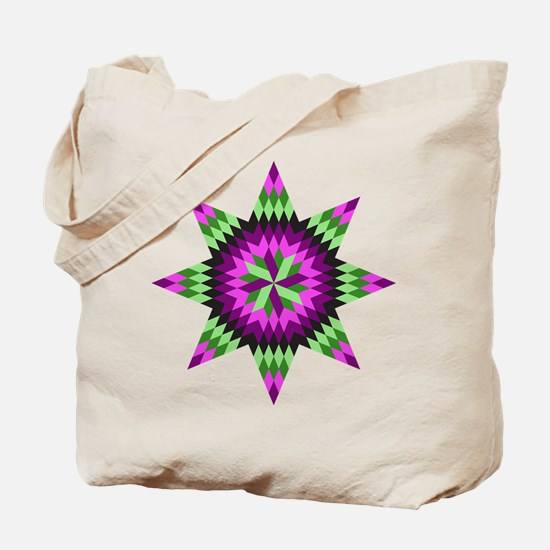 Native Stars Tote Bag