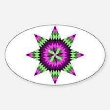 Native Stars Decal