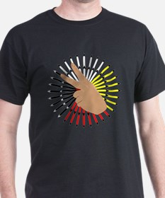 native hand T-Shirt