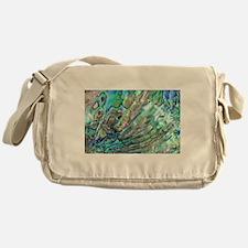 abalone Messenger Bag