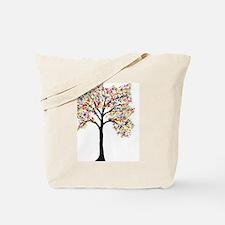 Cute Tree of life Tote Bag