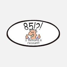 Recounty 85th Birthday Patch