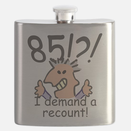 Recounty 85th Birthday Flask
