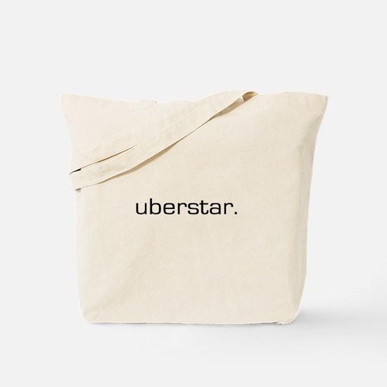 Uberstar Tote Bag