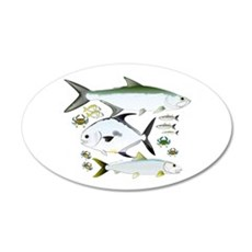 Atlantic Flats Big 3 Wall Decal
