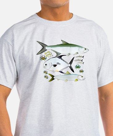 Cute Tarpon fishing T-Shirt