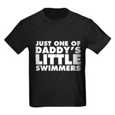 Daddy's Little Swimmers T