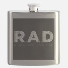 Really Awesome Dad Flask