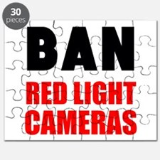 Ban Red Light Cameras Puzzle