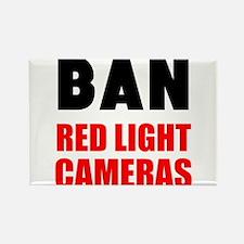 Ban Red Light Cameras Magnets