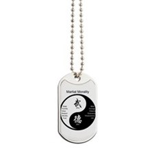 Unique Martial arts Dog Tags