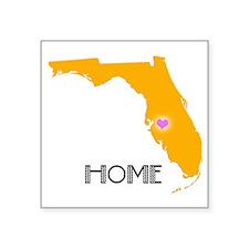 Florida State Shape Sticker