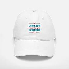Cuter Cavachon Baseball Baseball Cap
