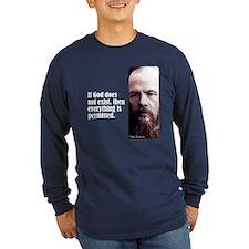 """Dostoevsky """"If God"""" T"""