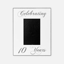 10th Wedding Anniversary Picture Frame