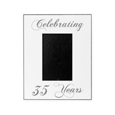 35th Wedding Anniversary Picture Frame