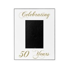 50th Wedding Anniversary Picture Frame