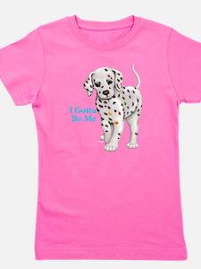 Cute Dog Girl's Tee