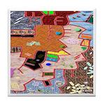 Brain On Drugs Tile Coaster