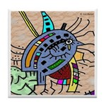 Bird Of Horus Tile Coaster