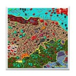 Sunny Daze Tile Coaster