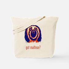 Maltese Tote Bag