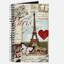 Paris Memories Journal