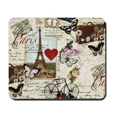 Paris Memories Mousepad