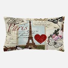 Paris Memories Pillow Case