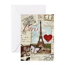 Paris Memories Greeting Cards