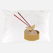 Dim Sum Pillow Case