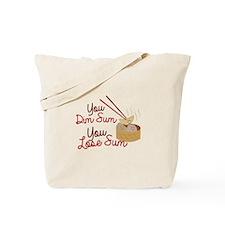 You Dim Sum Tote Bag