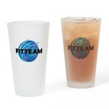 FITTEAM GLOBAL Drinking Glass