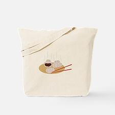 Steamy Dim Sum Tote Bag
