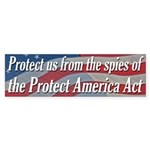 Protect us from the Protect America Act