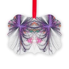 Abstarct Butterfly Ornament
