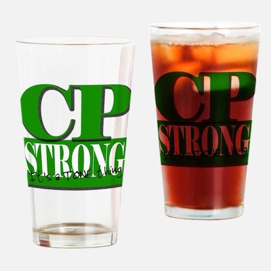 Unique Cp Drinking Glass