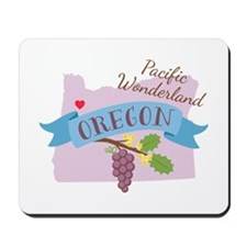 Pacific Wonderland Mousepad