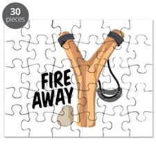 Fire Away Puzzle