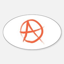 Anarchy Symbo Decal