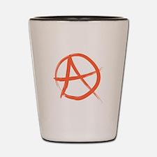 Anarchy Symbo Shot Glass