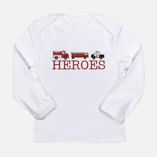 heroescsdesigns Long Sleeve T-Shirt