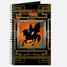 Black unicorn Journal