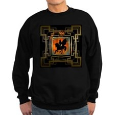 Black unicorn Sweatshirt