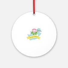Pretoria South Africa Ornament (Round)