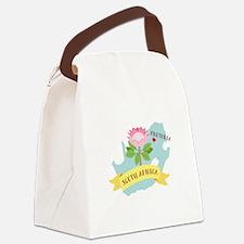Pretoria South Africa Canvas Lunch Bag