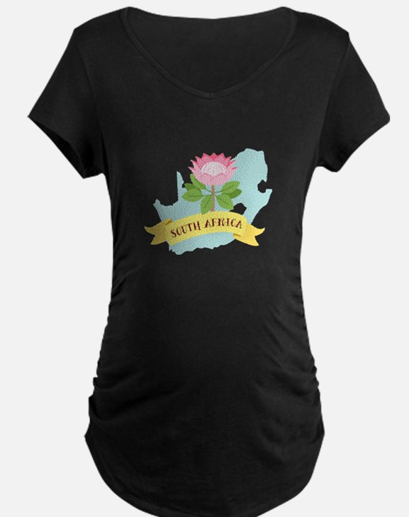 South Africa Maternity T-Shirt