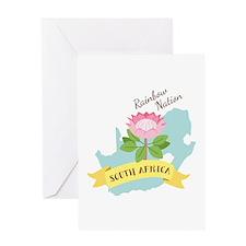 Rainbow Nation Greeting Cards